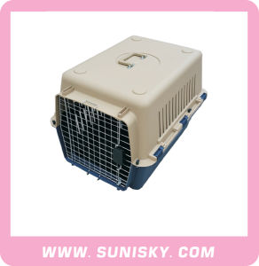 Cheap Price Large Size Plastic Pet Carrier/ Dog Carrier pictures & photos
