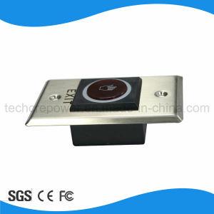 Infrared Sensor No Touch 12V NO NC COM Exit Button Switch pictures & photos