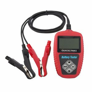 Quicklynks Ba102 Motorcycle 12V Battery Tester Support Standards JIS, SAE, En, DIN and IEC pictures & photos