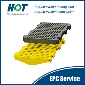 Long Service Wear Resistant PU Vibrating Screen Panel pictures & photos