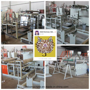 Compound PE Bubble Film Extrusion Machine pictures & photos