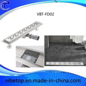 Stainless Steel Floor Drainer with Long Style pictures & photos