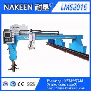 Metal Plasma CNC Cutting Machine of Gantry Type