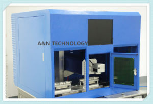 500W Fiber Laser Cutting Machine with Power-Saving Continuous Wave pictures & photos