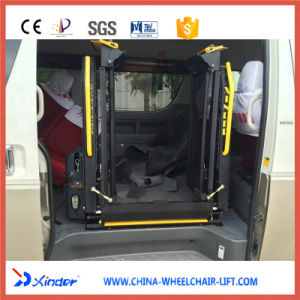 Automotive Wheelchair Lift for Van or MPV with Cecertificate and Loading Capacity 350kg pictures & photos