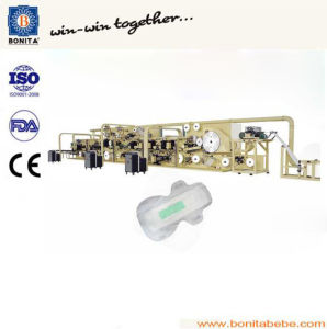China Semi-Servo Feminine Pads Machine Manufacture (BNT-SN-09)