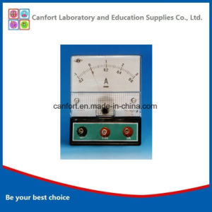 Laboratory Equipment Educational Equipment DC Ammeter/Current Meter J0407 (flat) for Sale pictures & photos