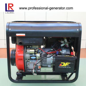 Air Cooled 2.4kVA Small Diesel Generator pictures & photos
