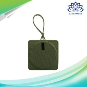 Army Green Ipx6 Shower Wireless Portable Speaker pictures & photos