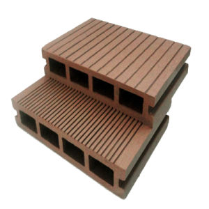 High Quality Hot Sale Hollow WPC Outdoor Decking with CE/SGS pictures & photos