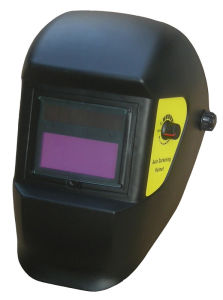 Auto-Darkening Safety Welding Face Helmet with Welding Filter pictures & photos