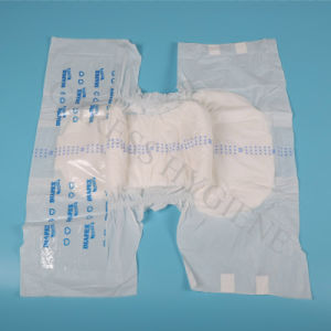 Super Breathable Disposable Incontinence Adult Diaper pictures & photos