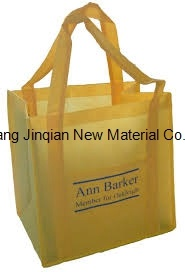 Customized Home-Textile Eco-Friendly Nonwoven Fabric for Shopping Bag pictures & photos