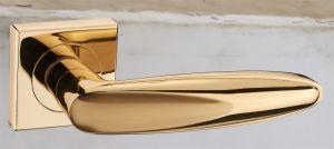 Hot Zinc Alloy Door Lock Handle (Z0-01204 CP)