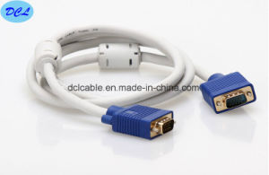Male to Male VGA 15pin Cable pictures & photos
