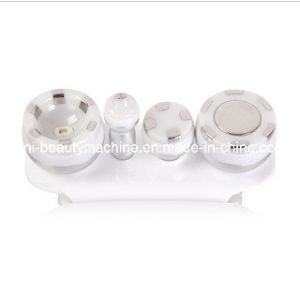 4in1 40k Cavaitation Sextupolar Quadrupole Bipolar RF Photon Vacuum Slimming pictures & photos