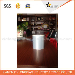 Custom Waterproof Factory Price Blank Brushed Polyester Stickers pictures & photos