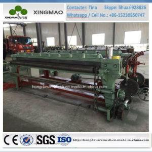3/4′′, 1′′, 2′′ Automatic Single Twist Hexagonal Wiremesh Machine/ Positive Hexagonal Wire Netting Machine (XM-42) pictures & photos