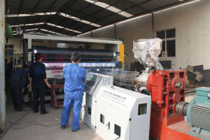 Plastic Film Mulch Extrusion Line Landfill PE Geomembrane Production Line pictures & photos