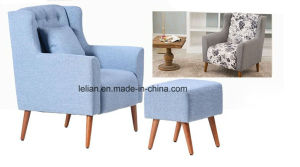 New Design Fabric Upholstery Wholesale Single Seat Sofa From Jennifer Taylor (LL-BC082) pictures & photos
