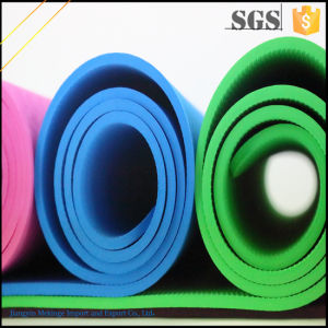 New Design Colorful Decorative Square Yoga Mat pictures & photos
