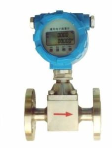 Turbine Type Flowmeter for Water Application pictures & photos