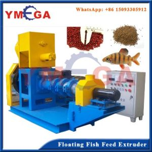 Hot Sale Effective Cost China Supply Floating Fish Feed Pellet Machine pictures & photos