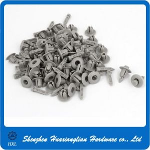 Plastic Gray Rivet Fastener Clips for Auto Vehicle Truck pictures & photos