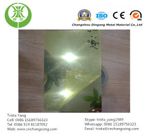 Laminate Aluminum Mirror Sheet pictures & photos