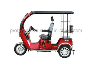 110cc Handicapped Tricycle for 3 Persons pictures & photos