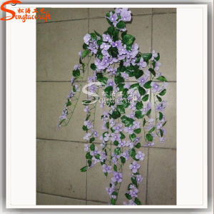 Artificial Flowers Evergreen IVY for Decoration pictures & photos