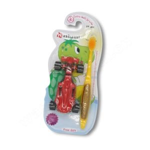 Washami 2in1 Toy Car and Children′s Kid Toothbrush pictures & photos