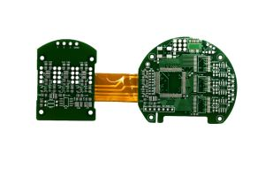 Multilayer Fexible PCB Board Rigid-Flex PCB for Consumer Electronics pictures & photos