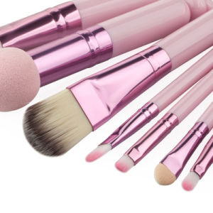 8PCS Pink Ht Makeup Brush More Stcok Avaiable OEM Accept pictures & photos