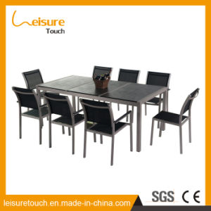 Rectangular Multi-Function Indoor and Outdoor Furniture Meeting Table and Chair for Armrest pictures & photos
