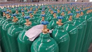 40L 150bar Oxygen Gas Cylinder pictures & photos