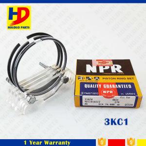 3kc1 Diesel Engine Piston Ring for Isuzu Engine (5-12121-031-0 5-12121-031-1) pictures & photos
