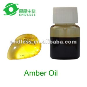 GMP Suppliers Plant Extract Amber Oil Strong Immune System pictures & photos