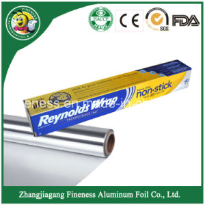 Family Size Aluminium Foil with Gift Box Packing pictures & photos