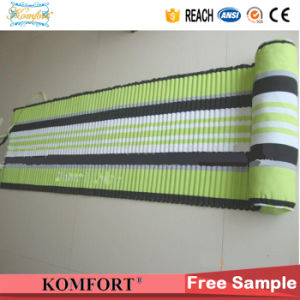 Cheap Plastic Folding Picnic Sandless EVA Foam Rug Beach Mat Cushion pictures & photos