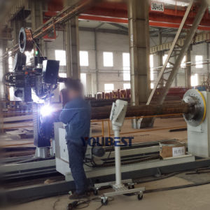 Pipe Fabrication Piping Automatic TIG Welder Flange Welding Machine pictures & photos