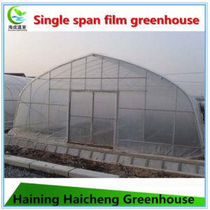 Easy Manual Poly Greenhouse for Sale pictures & photos