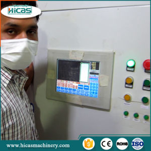 Hicas Trade Assurance Automatic MDF Board Spray Painting Machine pictures & photos