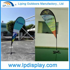 Outdoors Teardrop Flags and Banners for Promotion Beach pictures & photos