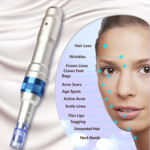Skin Care Wireless and Wired Dermapen Rechargeable Dr. Pen Ultima A6 pictures & photos