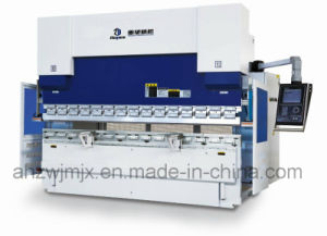 Wc67k 400t/6000 Torsion Axis Servo CNC Press Brake