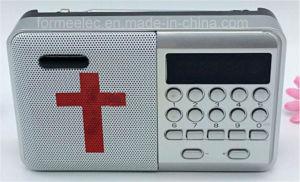 USB TF Card Radio Chiristian Radio Bible Radio pictures & photos