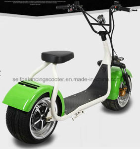 Ce Certification and 6-8h Charging Time Electric Scooter