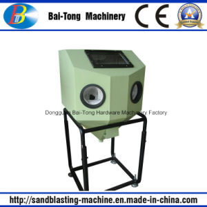 China DIY Small Products Manual Mini Sandblasting Cabinet - China ...