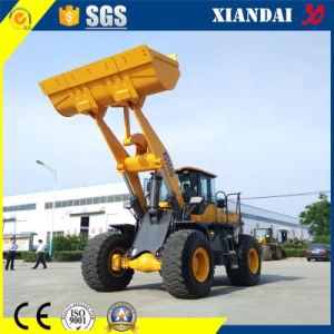 958g 5 Ton Wheel Loader for Mining pictures & photos